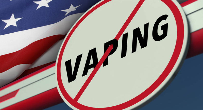 New York and New Jersey Pass Ban on Flavoured E-cigarettes