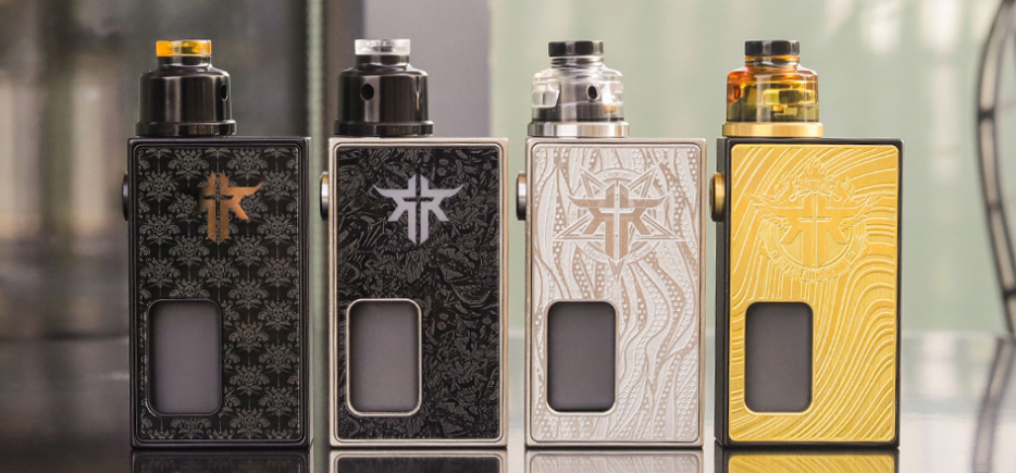 Vandy Vape Requiem BF Squonk Kit