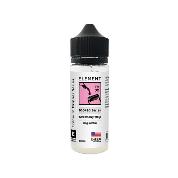 Element Pink Lemonade Shortfill E-liquid 100ml - NewVaping