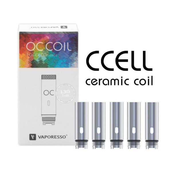 Vaporesso Orca Replacement Vape Coils - NewVaping
