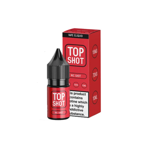 Top Shot Nic Shot 10ml