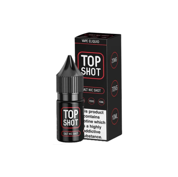 Top Shot Salt Nic Shot 10ml