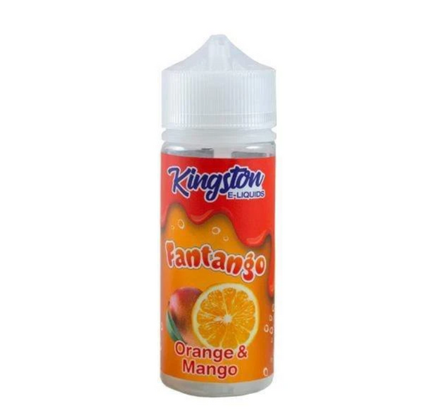 Kingston Fantango Orange & Mango Shortfill 100ml