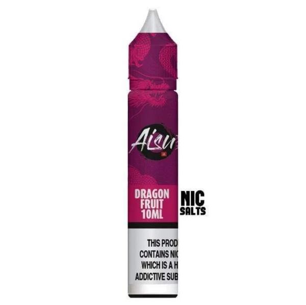 Zap! Juice Aisu Dragonfruit Nic Salt 10ml