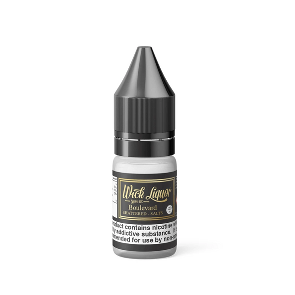Wick Liquor Boulevard Shattered Nic Salt 10ml