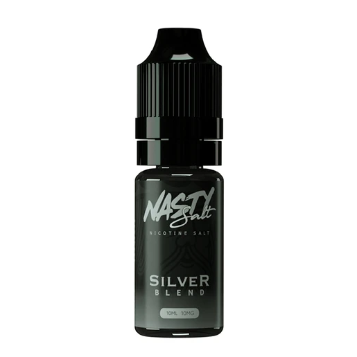 Nasty Juice Nasty Salt Silver Blend Nic Salt 10ml