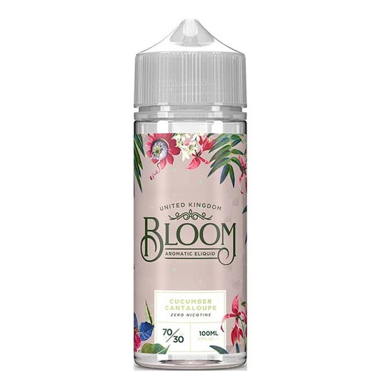 Bloom Cucumber Cantaloupe Shortfill 100ml