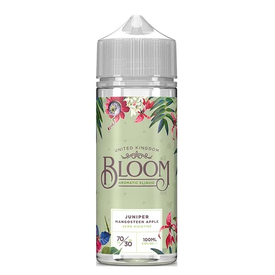 Bloom Juniper Mangosteen Apple Shortfill 100ml