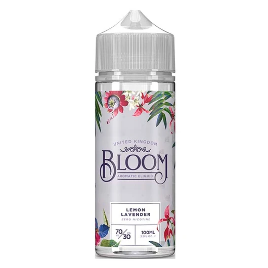 Bloom Lemon Lavender Shortfill 100ml