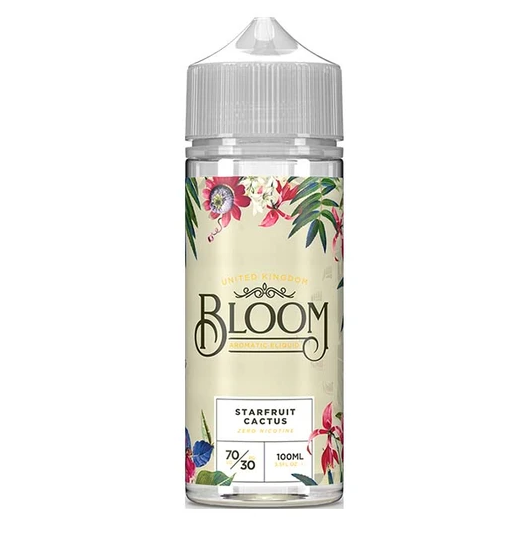 Bloom Starfruit Cactus Shortfill 100ml