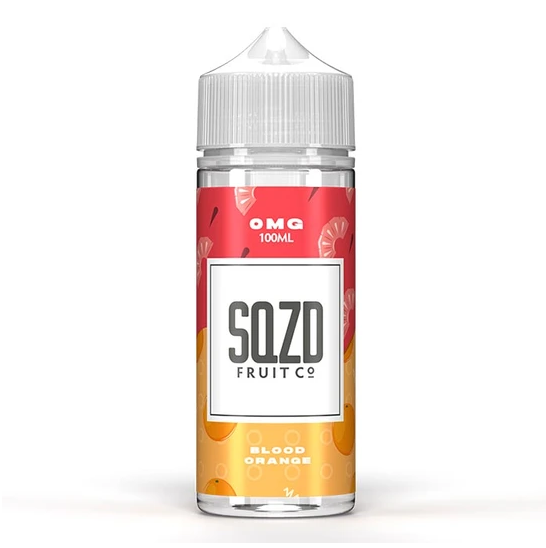 SQZD Blood Orange Shortfill 100ml