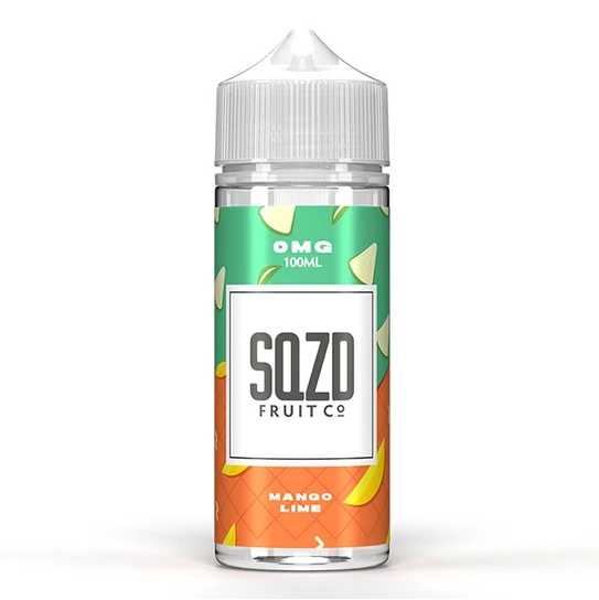 SQZD Mango Lime Shortfill 100ml