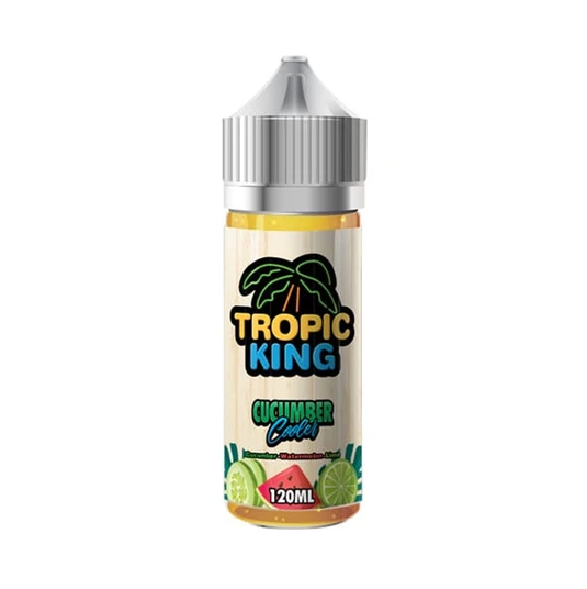 Tropic King Cucumber Cooler Shortfill 100ml