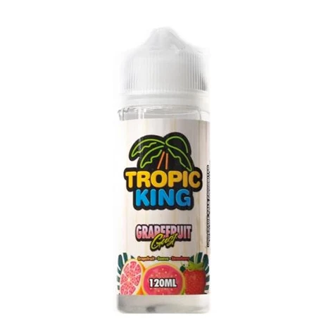 Tropic King Grapefruit Gust Shortfill 100ml