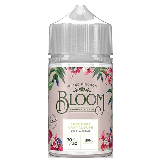 Bloom Cucumber Cantaloupe Shortfill 50ml