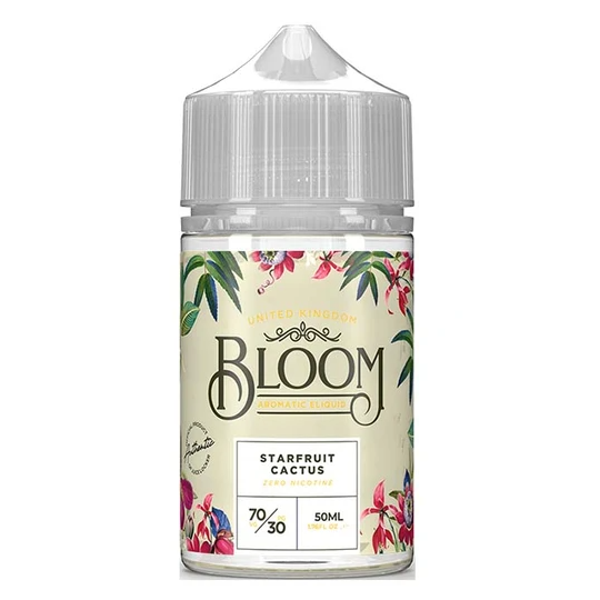 Bloom Starfruit Cactus Shortfill 50ml