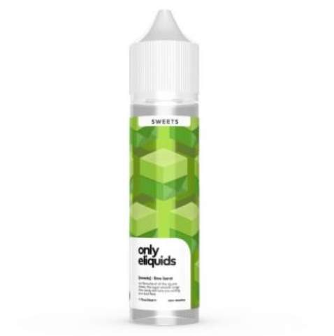 Only Eliquids Lime Burst Shortfill 50ml