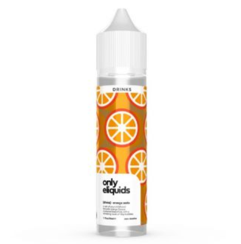 Only Eliquids Orange Soda Shortfill 50ml
