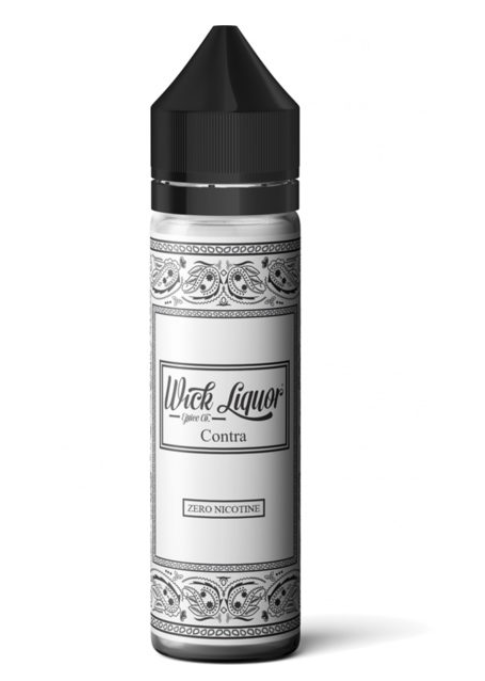 Wick Liquor Contra Shortfill 50ml