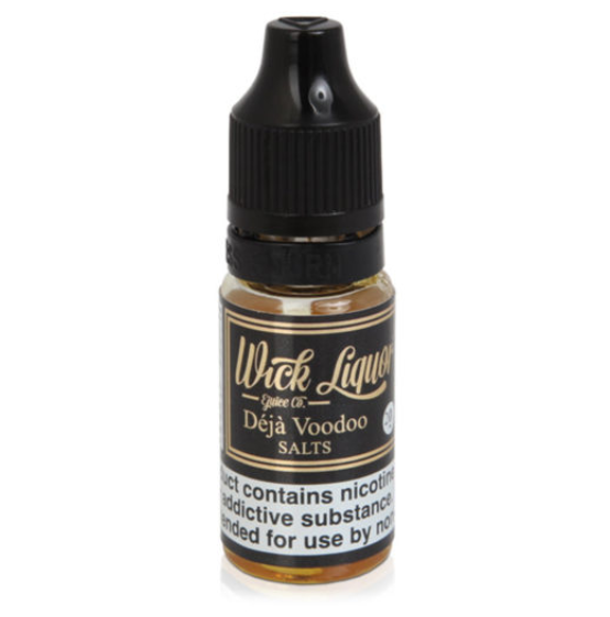 Wick Liquor Deja Voodoo Nic Salt 10ml
