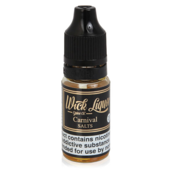 Wick Liquor Carnival Nic Salt 10ml