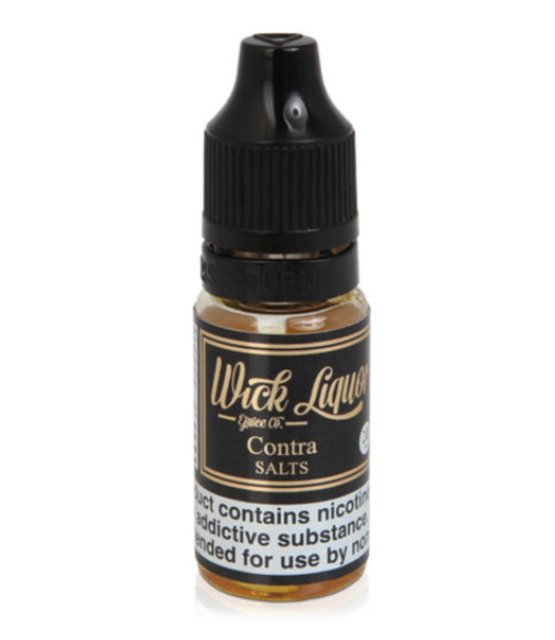 Wick Liquor Contra Nic Salt 10ml
