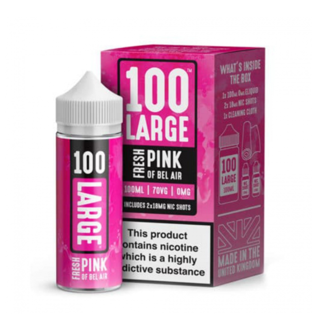 Large Juice Fresh Pink of Bel Air Shortfill 100ml