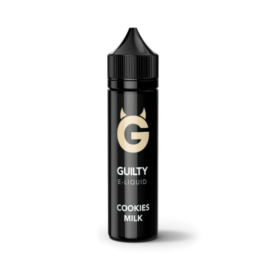 Ohm Brew Guilty Cookies Milk Shortfill 50ml