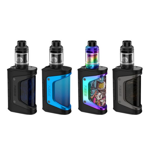 GeekVape Aegis Legend 200W TC Kit with Zeus Mesh Tank