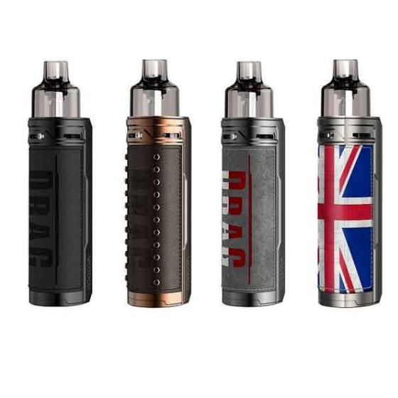 Voopoo Drag X 80W Pod Mod Kit (New Edition)