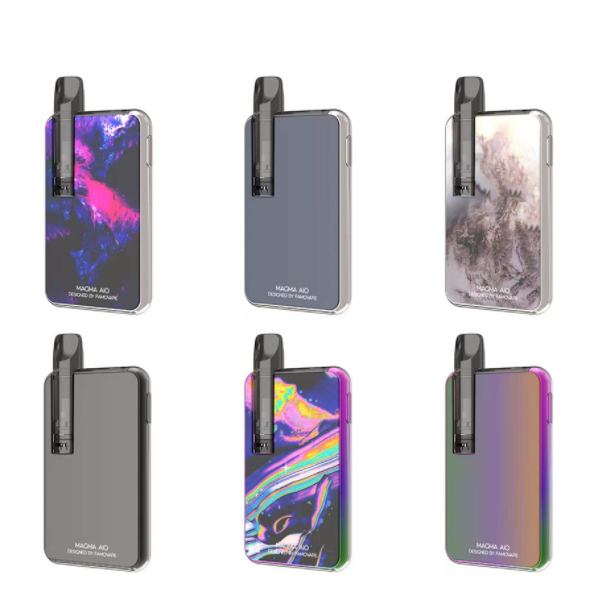 Famovape MAGMA AIO 40W Pod Kit (With 2PCS Replacement Pods)