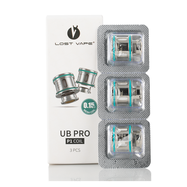 Lost Vape Ursa UB Pro Replacement Coils/RBA