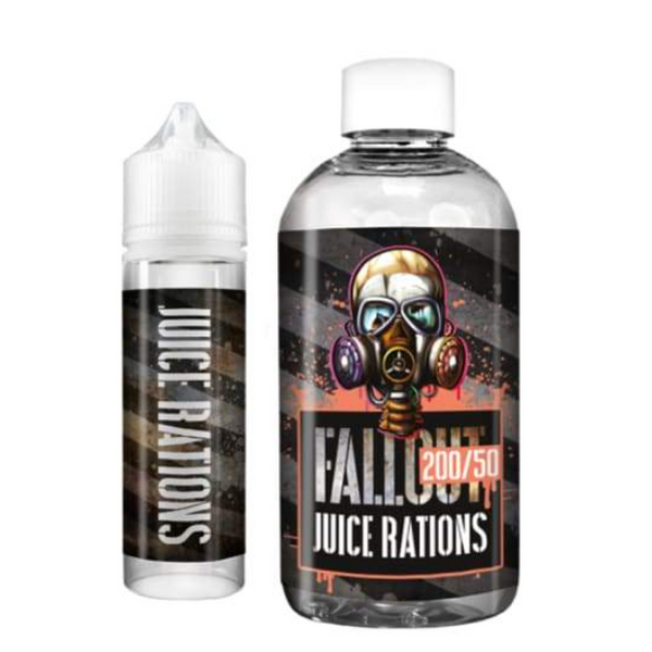 Fallout Juice Rations Rainbow Sherbet Shortfill 200ml