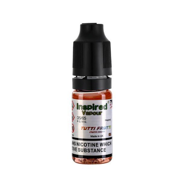 Inspired Tutti Frutti E-liquid 10ml - NewVaping