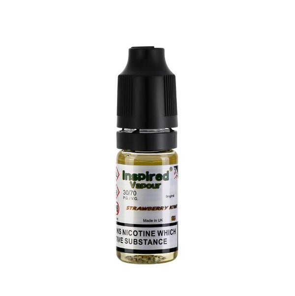 Inspired Strawberry Kiwi E-liquid 10ml - NewVaping