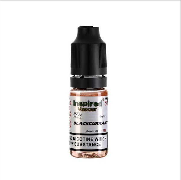 Inspired Blackcurrant E-liquid 10ml - NewVaping