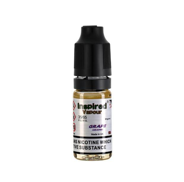 Inspired Grapes E-liquid 10ml - NewVaping