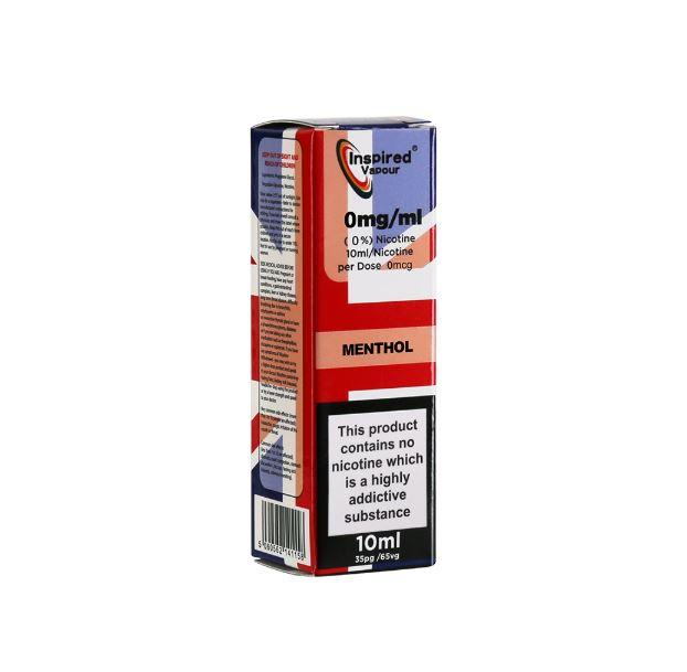 Inspired Menthol E-liquid 10ml - NewVaping