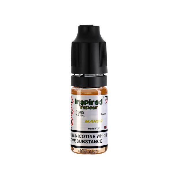 Inspired Mango E-liquid 10ml - NewVaping