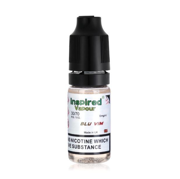 Inspired Blu Vim E-liquid 10ml - NewVaping