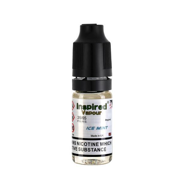 Inspired Ice Mint E-liquid 10ml - NewVaping