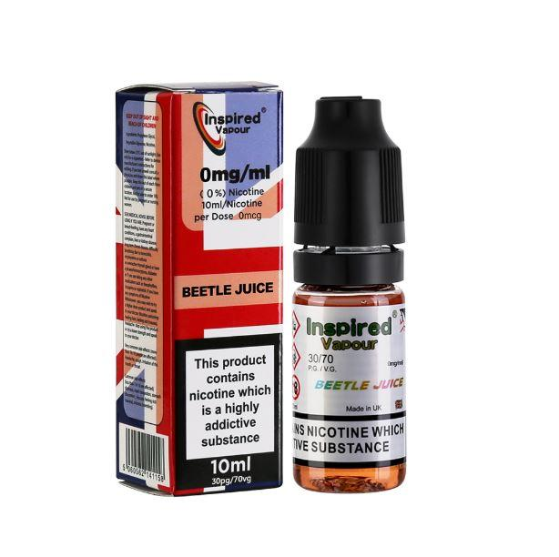 Inspired Beetle Juice E-liquid 10ml - NewVaping