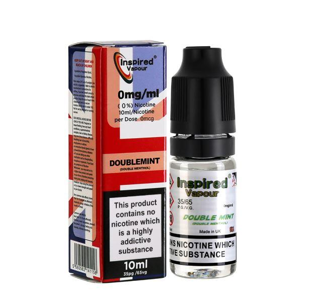 Inspired Double Menthol E-liquid 10ml - NewVaping