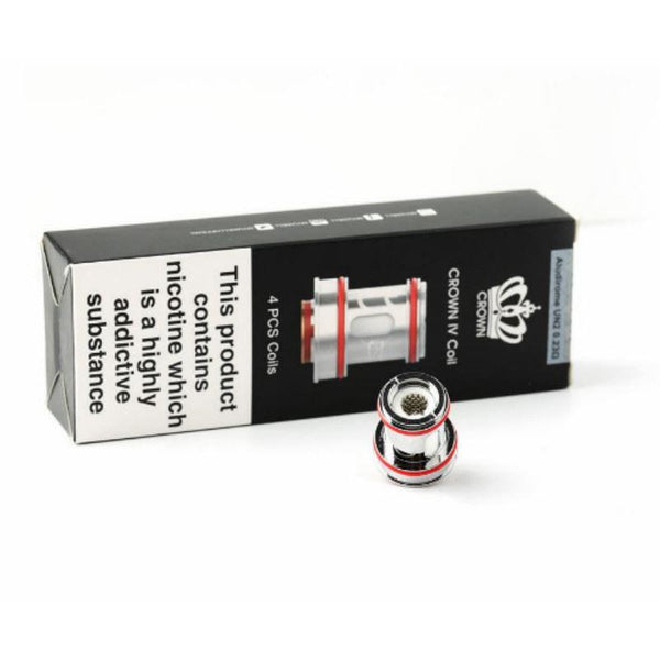 Uwell Crown 4 Coils (4pc/pack) - NewVaping