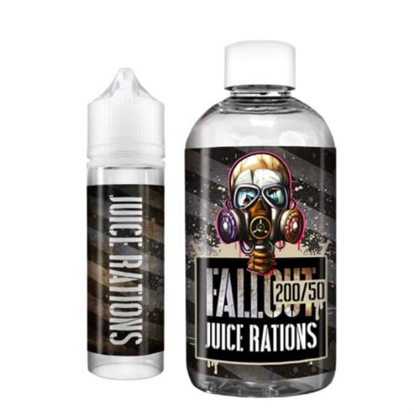 Fallout Juice Rations Cookie Dough Shortfill 200ml