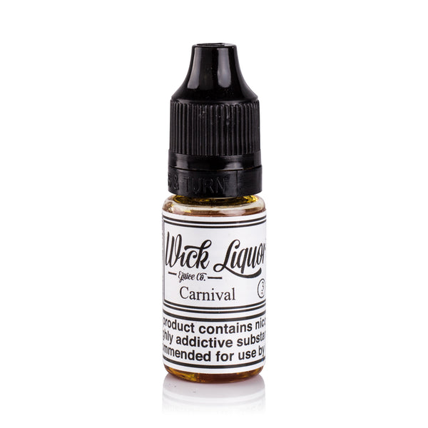 Wick Liquor Carnival E-liquid 10ml