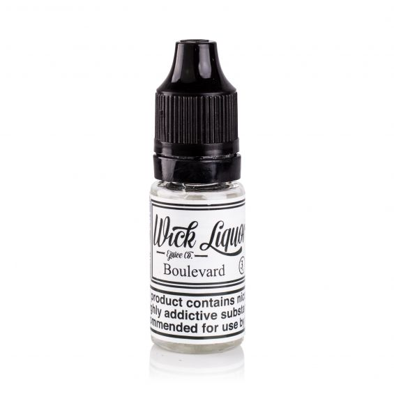 Wick Liquor Boulevard E-liquid 10ml