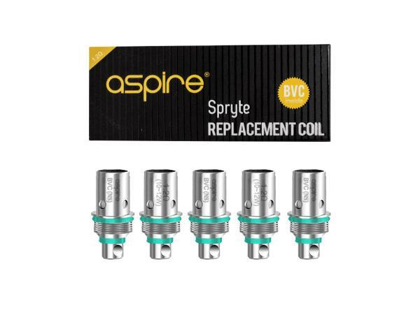 Aspire Spryte AIO Replacement Coils 5PCS