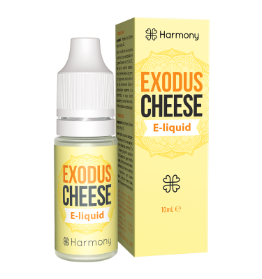 Harmony Exodus Cheese CBD E-liquid 10ml