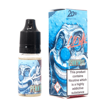 Clown Pennywise Iced Out Nic Salt 10ml
